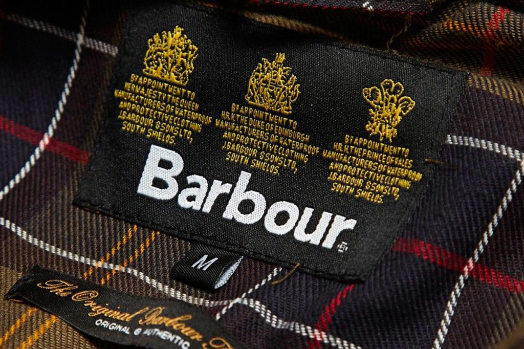 Brand Story : Barbour