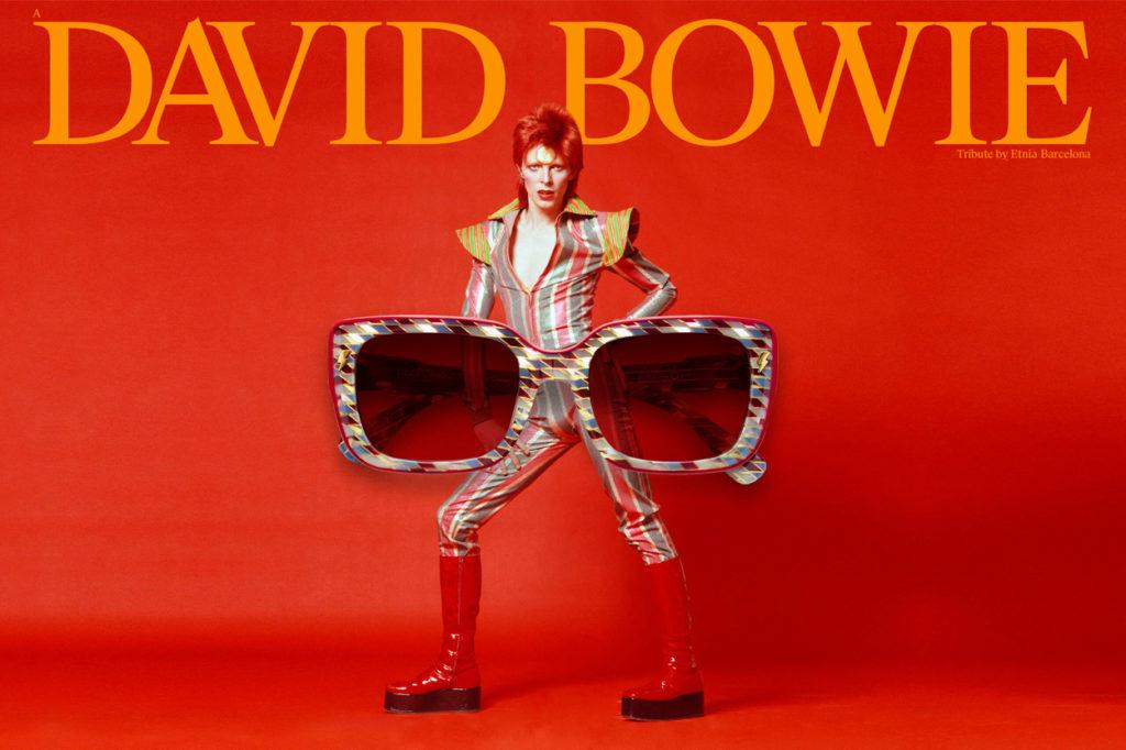 """Etnia Barcelona """"Tribute to David Bowie"""""""