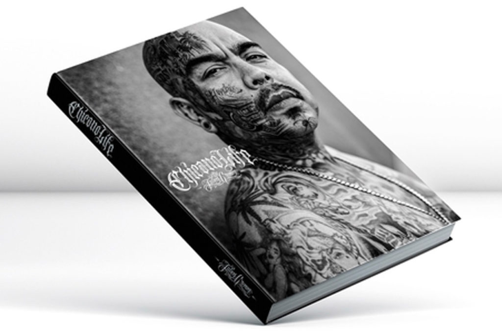 "Livre ""Chicano Life"" by Julien Gremm"