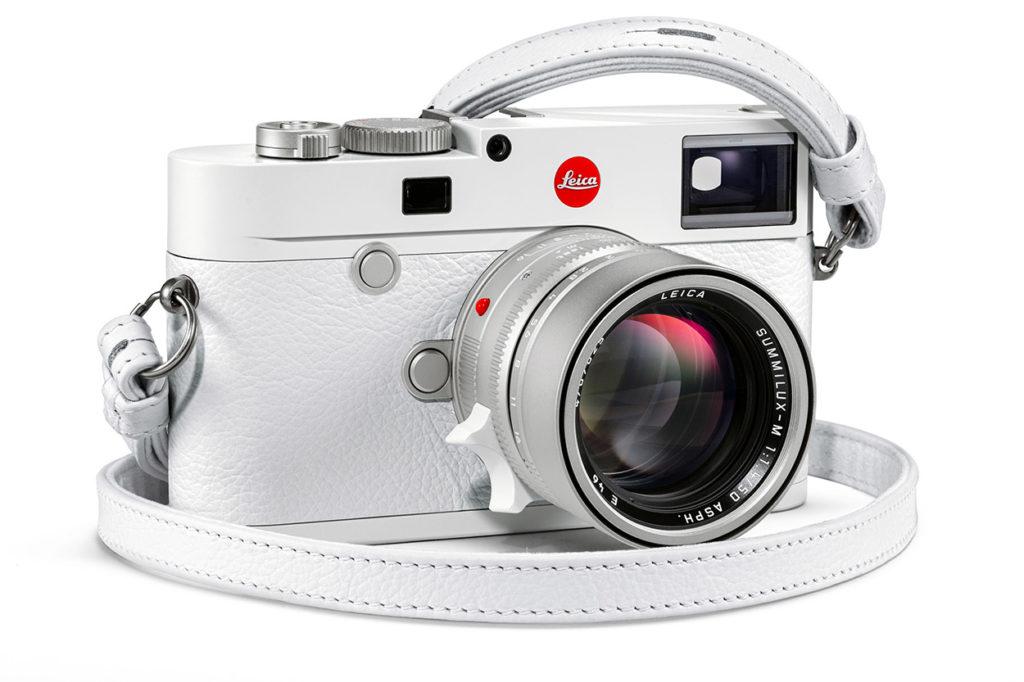 """Leica M10-P """"White"""" édition limitée"""