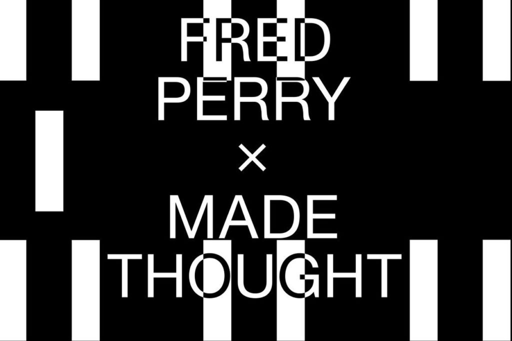Collection capsule Made Thought x Fred Perry