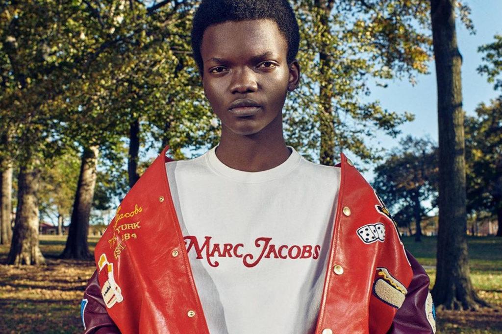 Marc Jacobs revient avec une nouvelle collection de vêtements pour homme