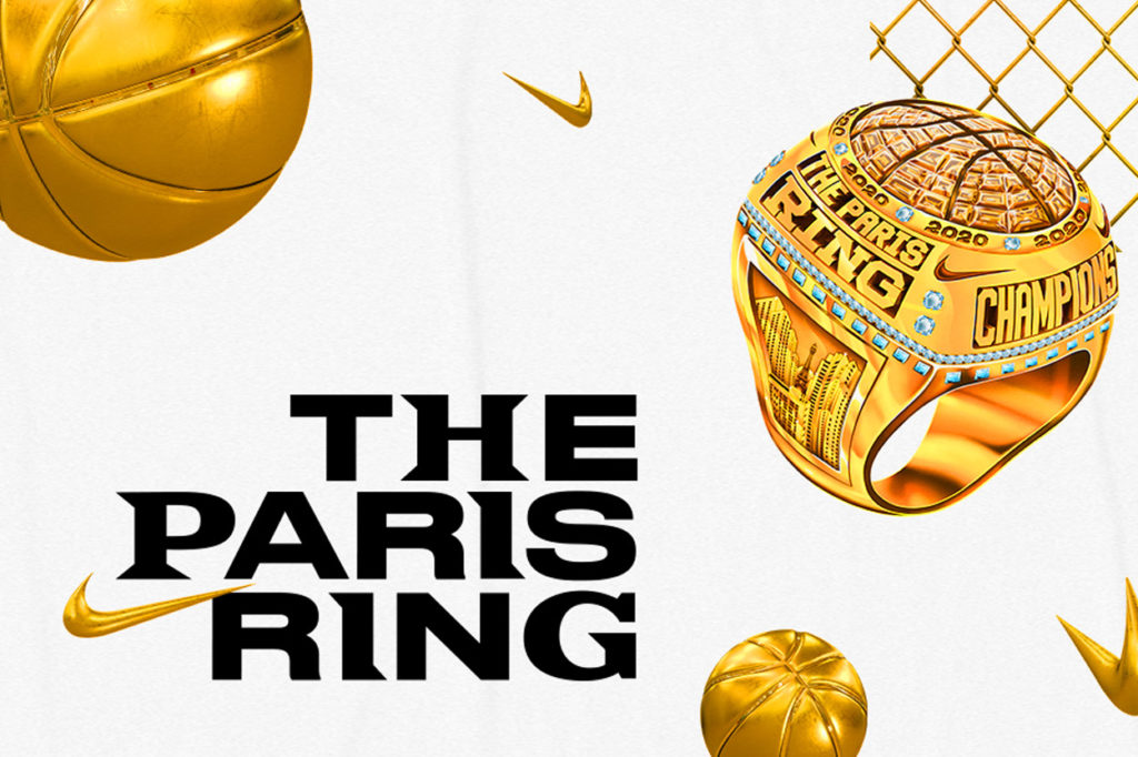 "Nike ""The Paris Ring"""