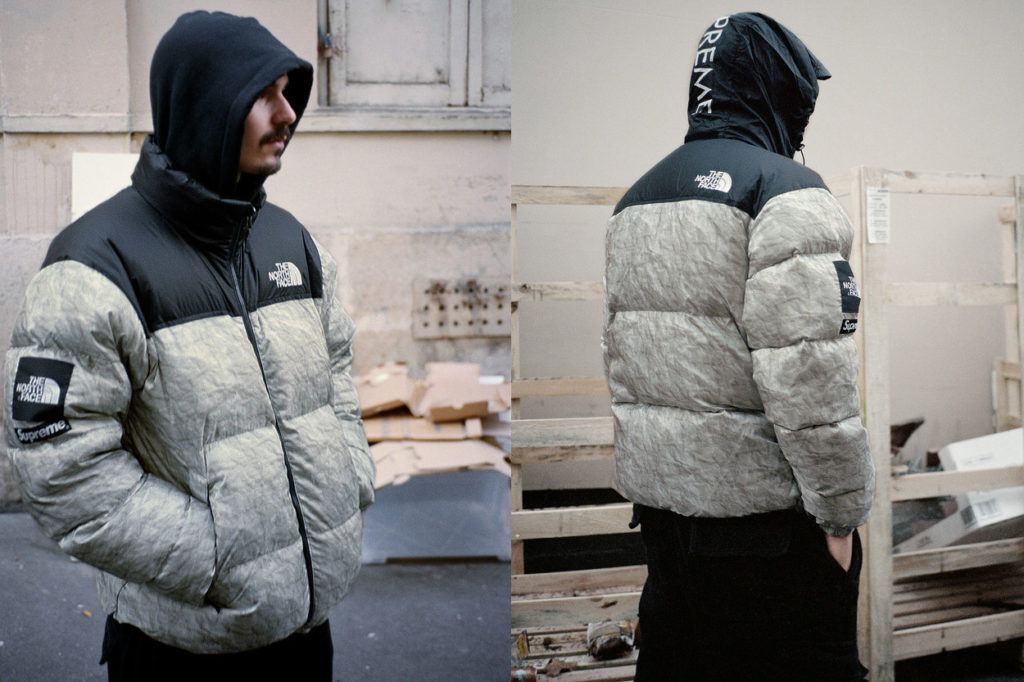 Supreme x The North Face Hiver 2019