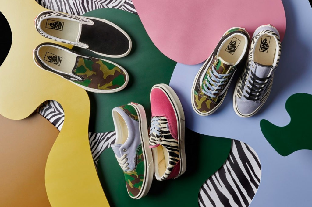 Vans Mismatch Pack