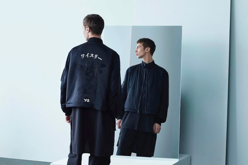 Collection Y-3 Printemps/Été 2020 Drop One: Craft