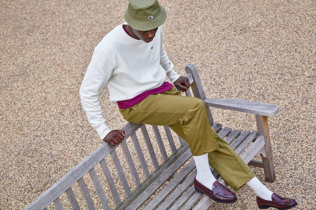 Lookbook Champion Reverse Weave Printemps/Été 2020