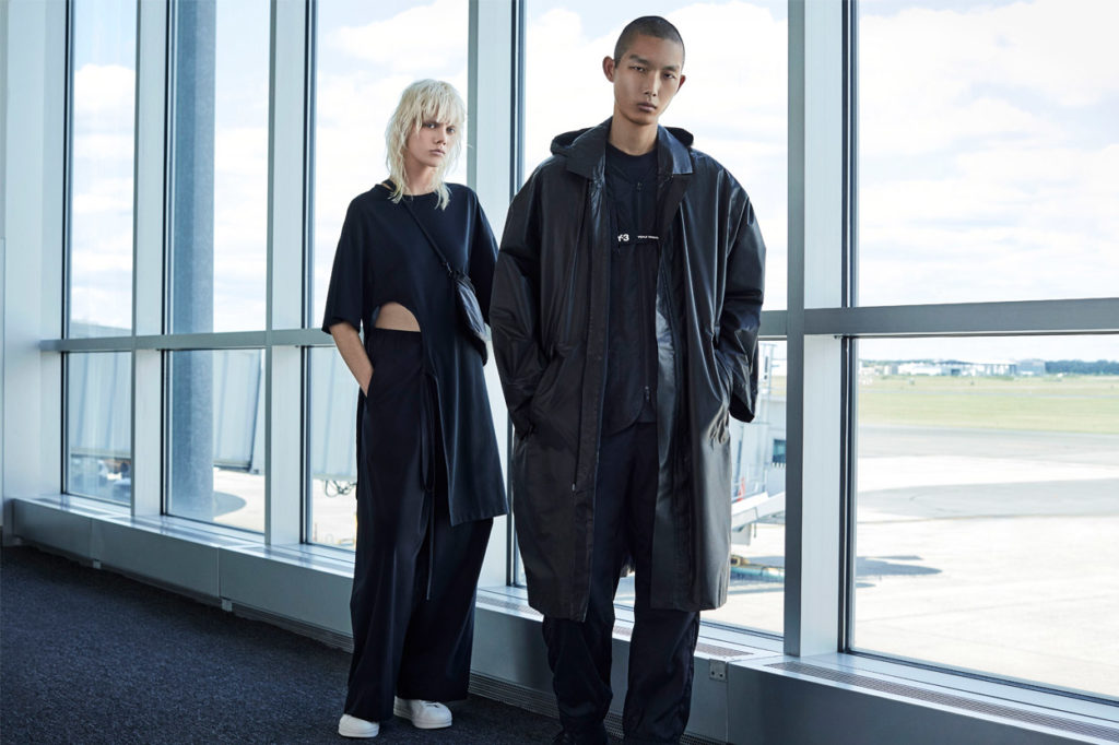 Collection Y-3 Printemps/Été 2020 Drop Two: Travel