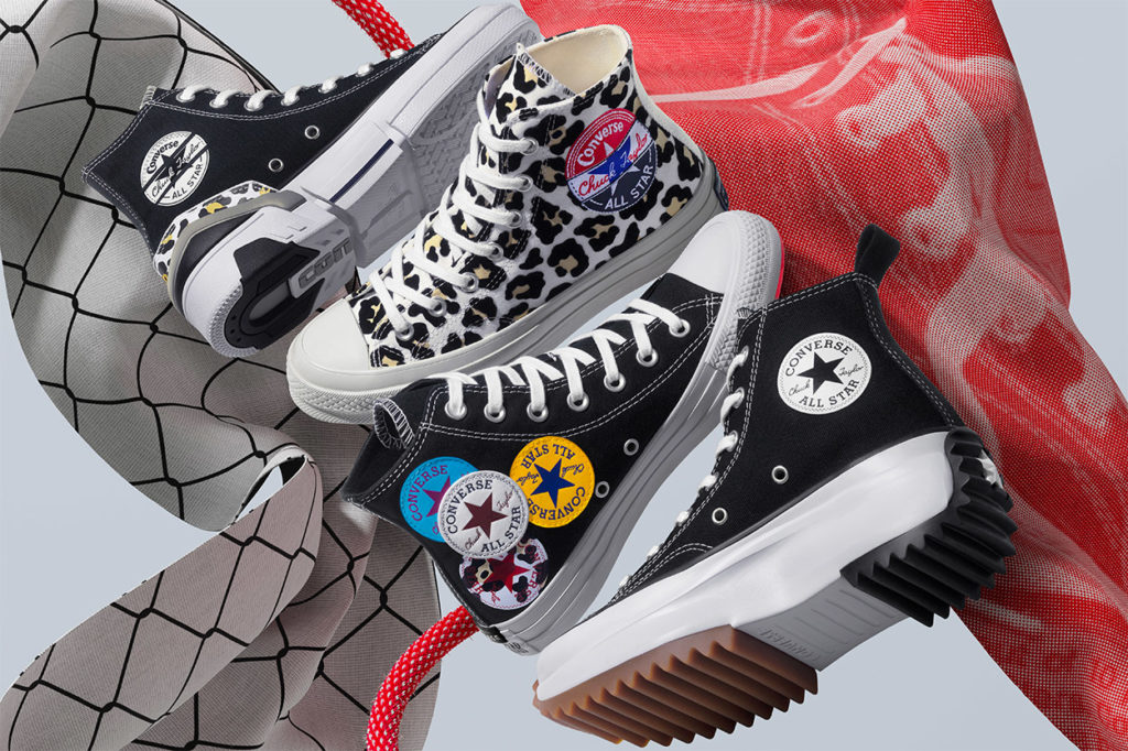"Converse ""Twisted"" Printemps 2020"