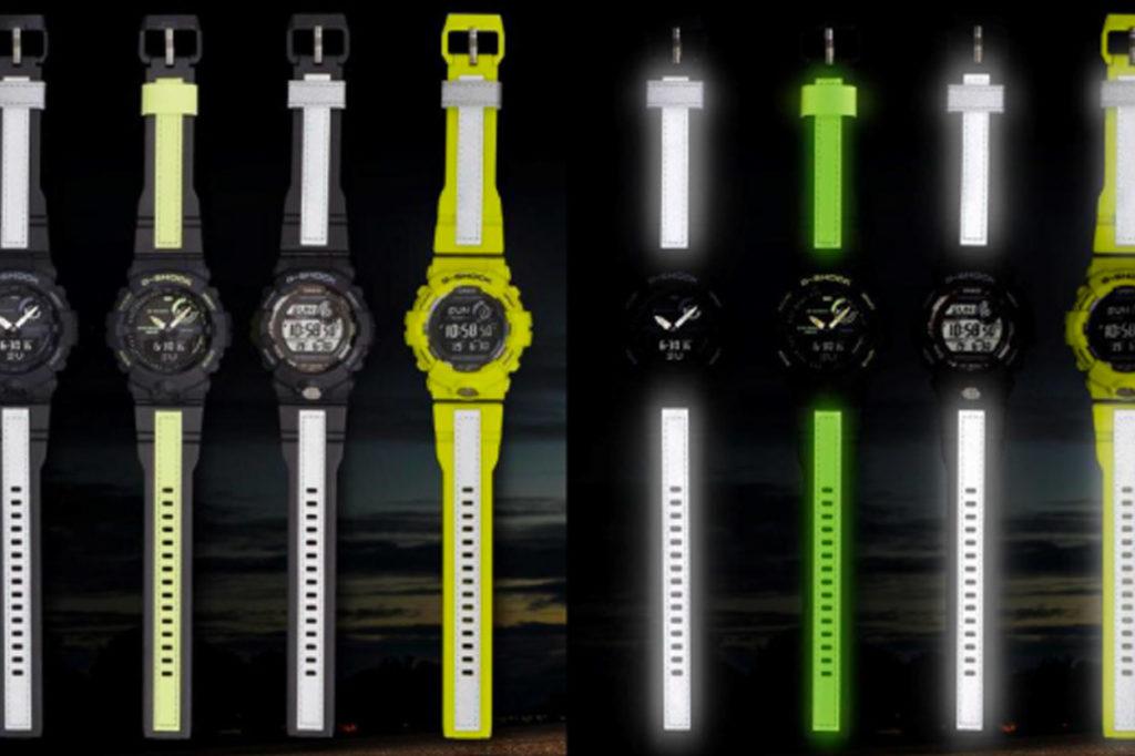G-Shock dévoile ses nouvelles montres G-Squad