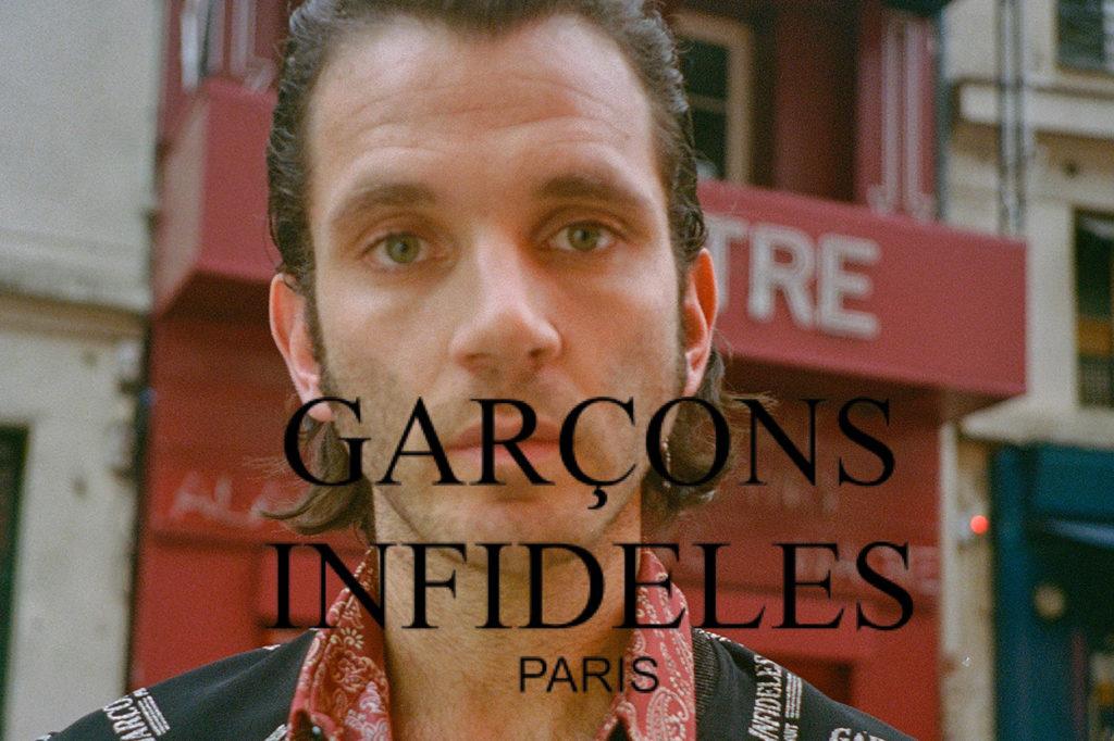 """Garçons Infidèles """"Paris la nuit"""" Automne/Hiver 2020-21"""