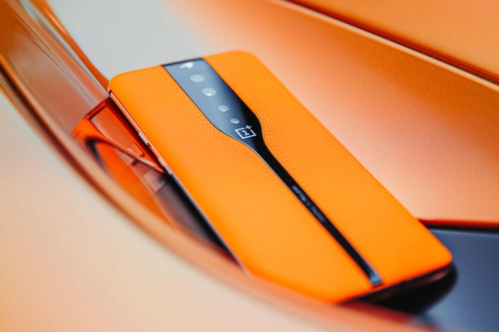 OnePlus Concept one x McLaren