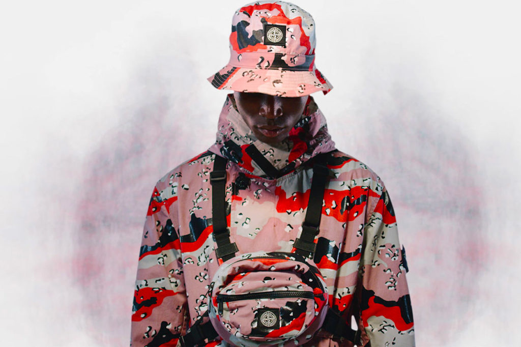 "Collection Stone Island ""Camouflage"" Printemps/Été 2020"