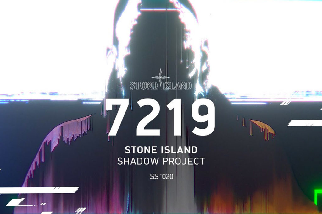 Collection Stone Island Shadow Project Printemps/Été 2020
