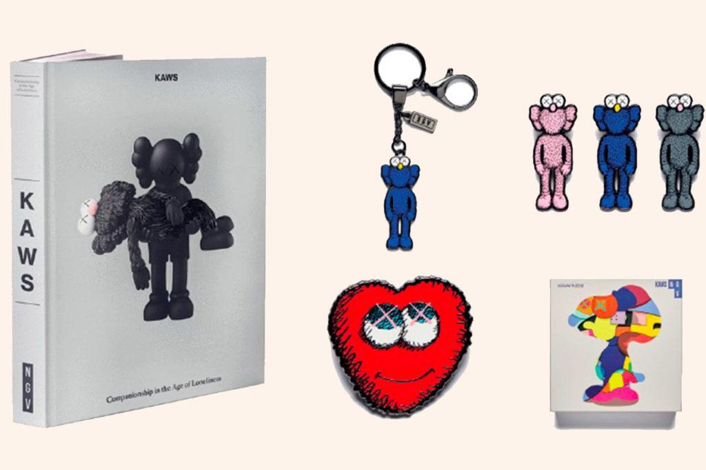 Des éditions limitées de l'artiste KAWS envahissent le concept-store Legacy