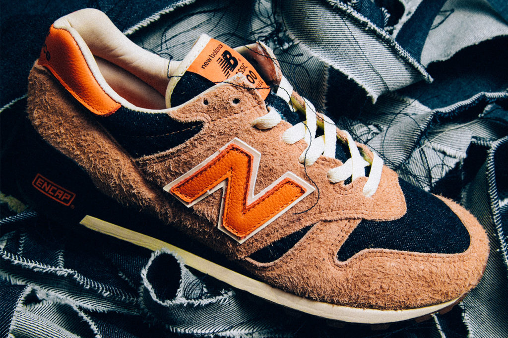 "Levi's x New Balance M1300CL ""Orange Tab"""