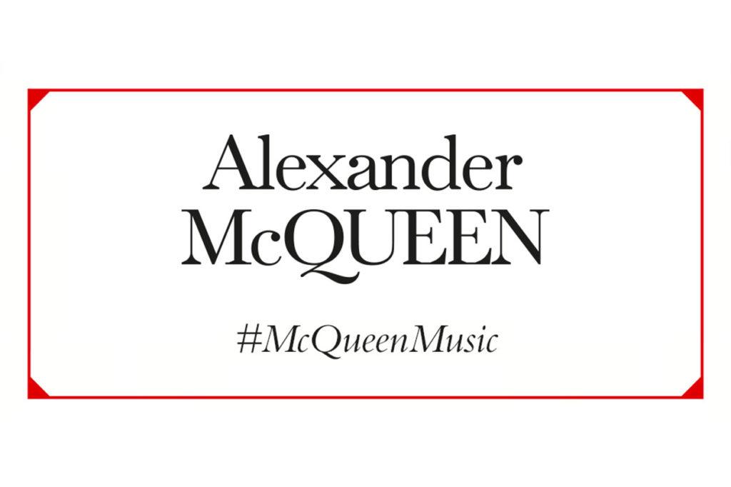 Alexander McQueen #McQueenMusic