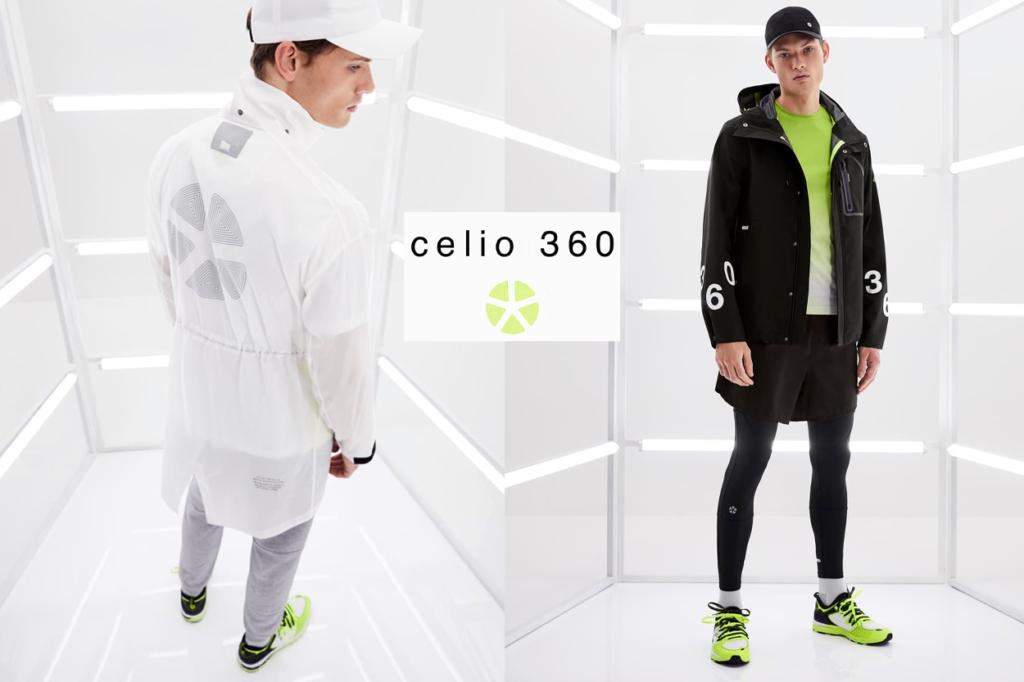Découvrez la ligne de sport celio* 360 Printemps/Été 2020
