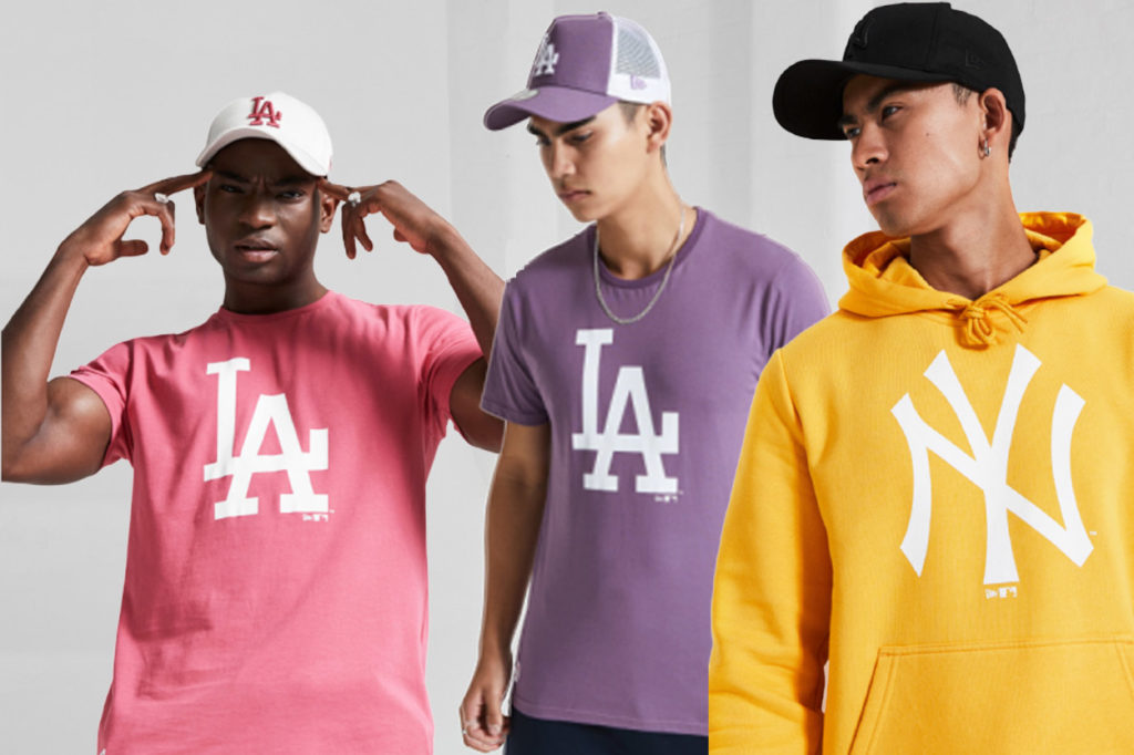 "Collection New Era ""MLB Colour Pack"" Printemps/Été 2020"