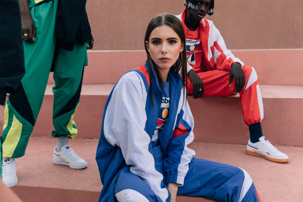 "Collection Capsule Reebok ""International Sports"""