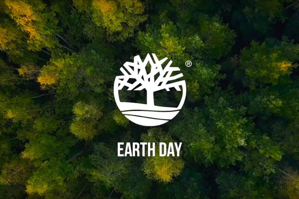 Timberland célèbre les 50 ans du Earth Day en vidéo