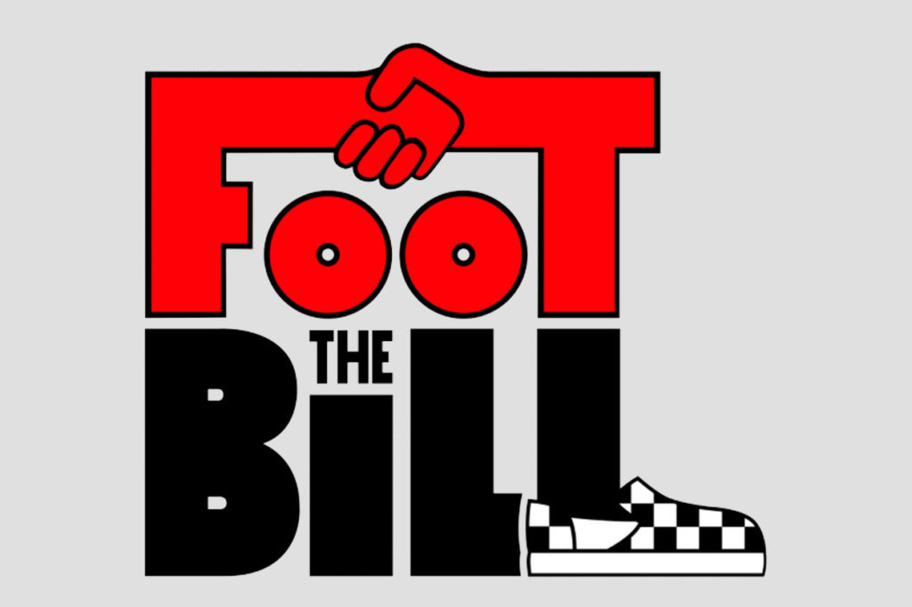 Vans lance Foot The Bill en Europe