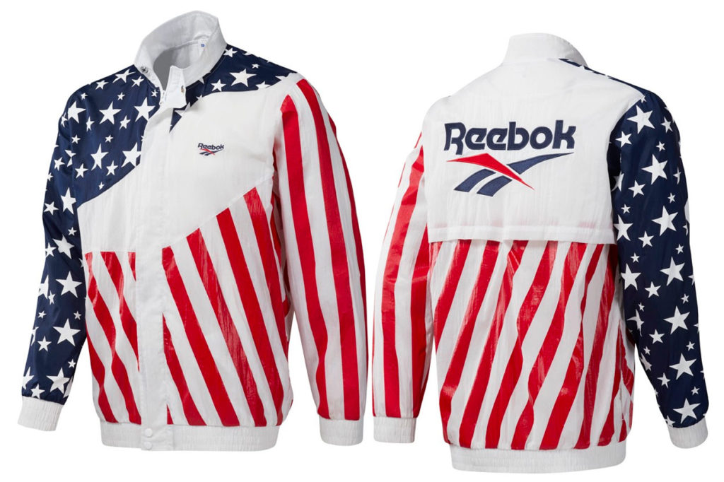 Reebok ressort la veste de la Dream Team