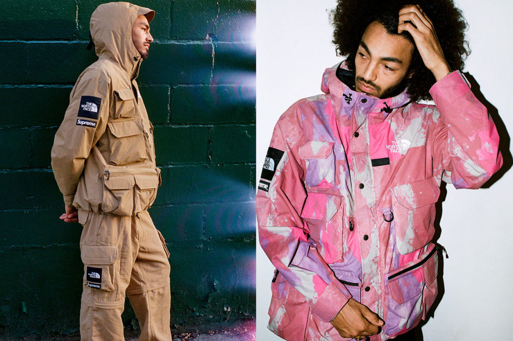 Collection Supreme x The North Face Printemps 2020