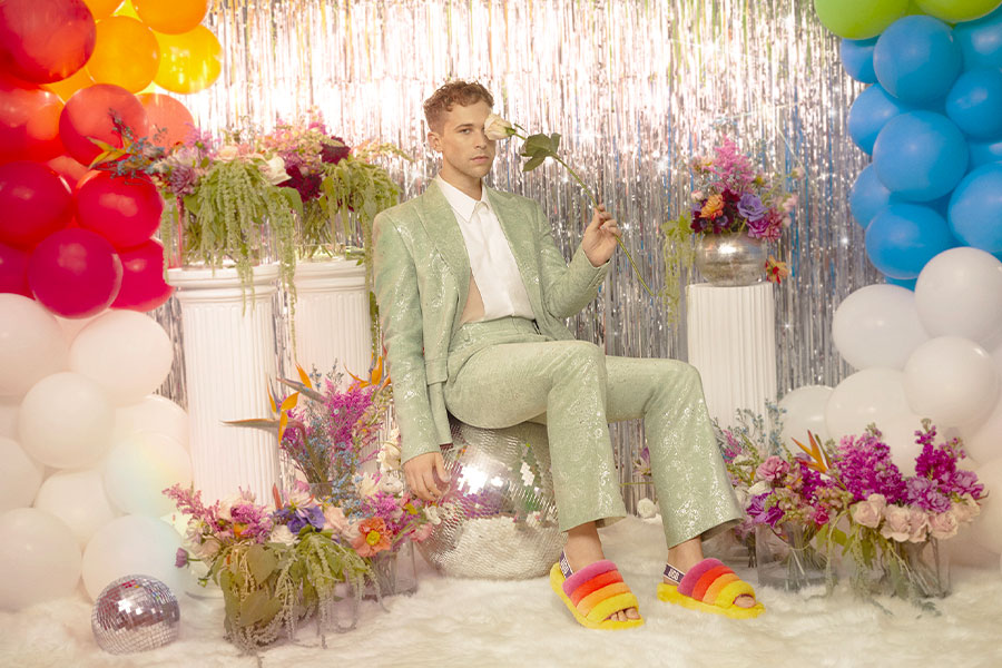 UGG s'engage avec sa nouvelle campagne Pride