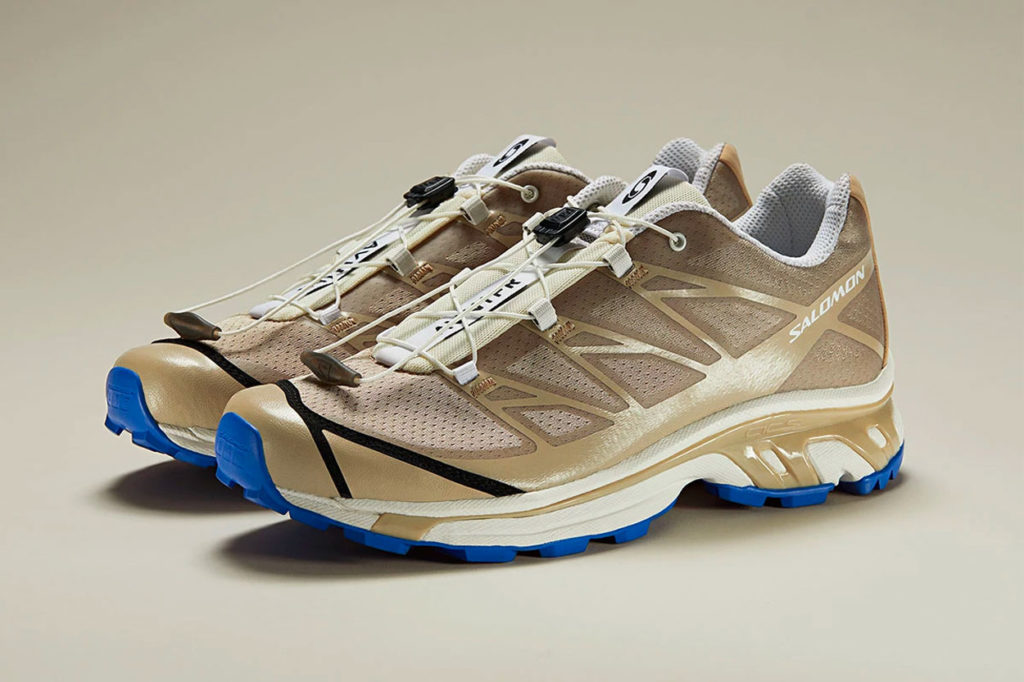 "Découvrez la AVNIER x Salomon S-Lab XT 5 Softground ""Mirage Efffect"""