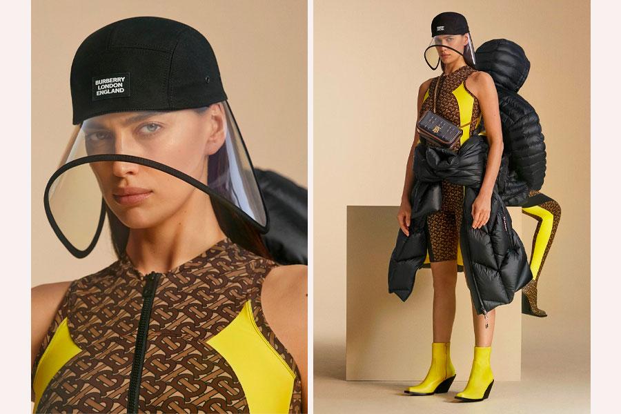 Burberry dévoile sa campagne de pré-collection Automne/Hiver 2020