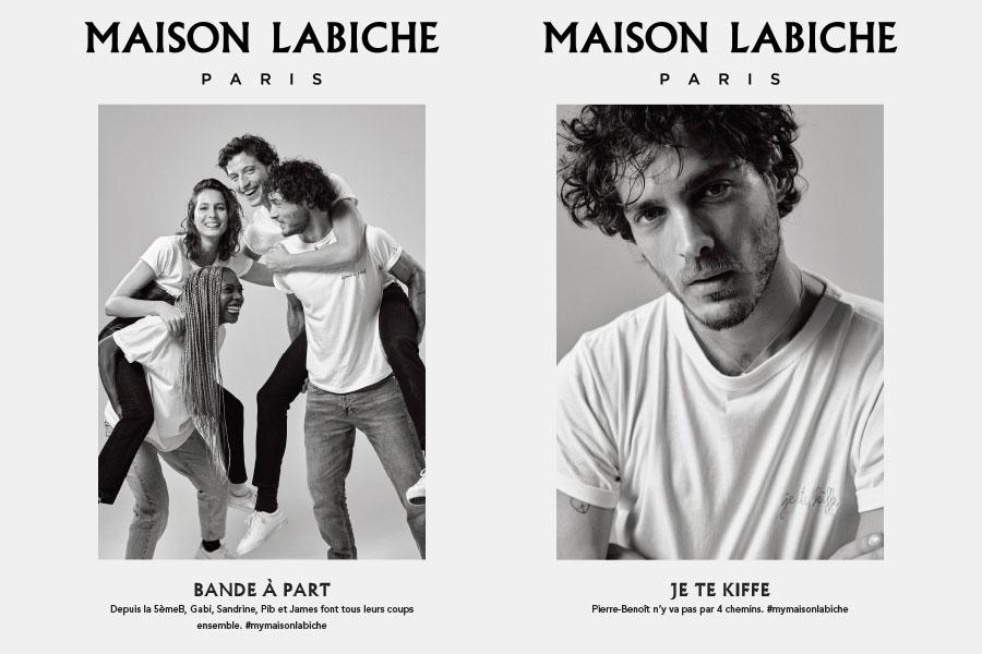 Maison Labiche dévoile sa première campagne