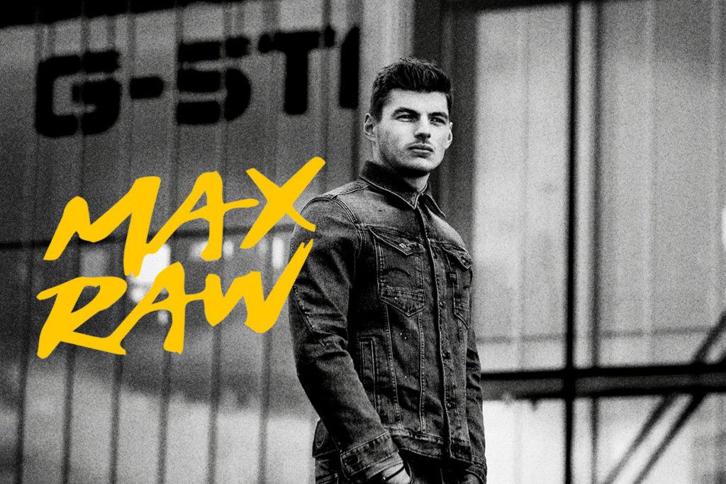 """Max Verstappen x G-Star RAW """"MAXRAW IV"""""""