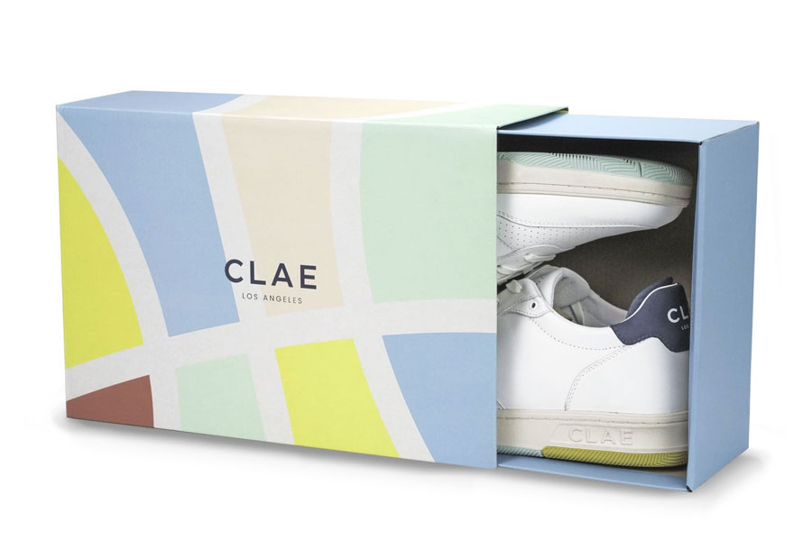 CLAE dévoile sa collaboration avec Le Bon Marché