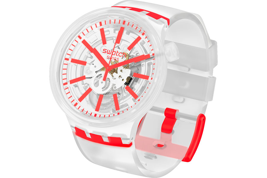 Swatch BIG BOLD JELLY NEON