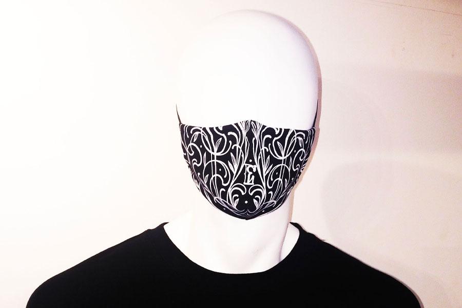 L'Encrerie masque