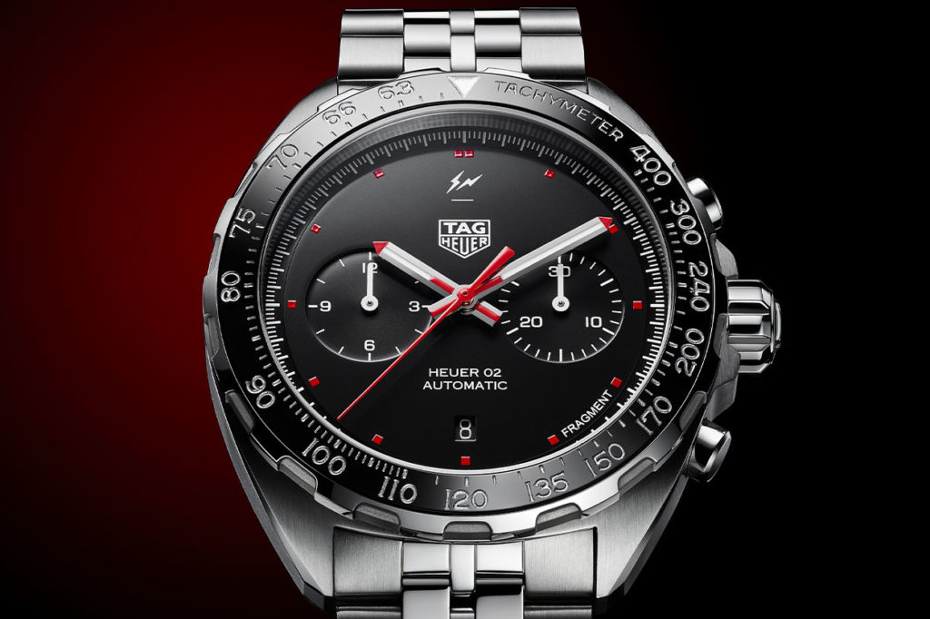 TAG Heuer x Fragment Design Chronograph