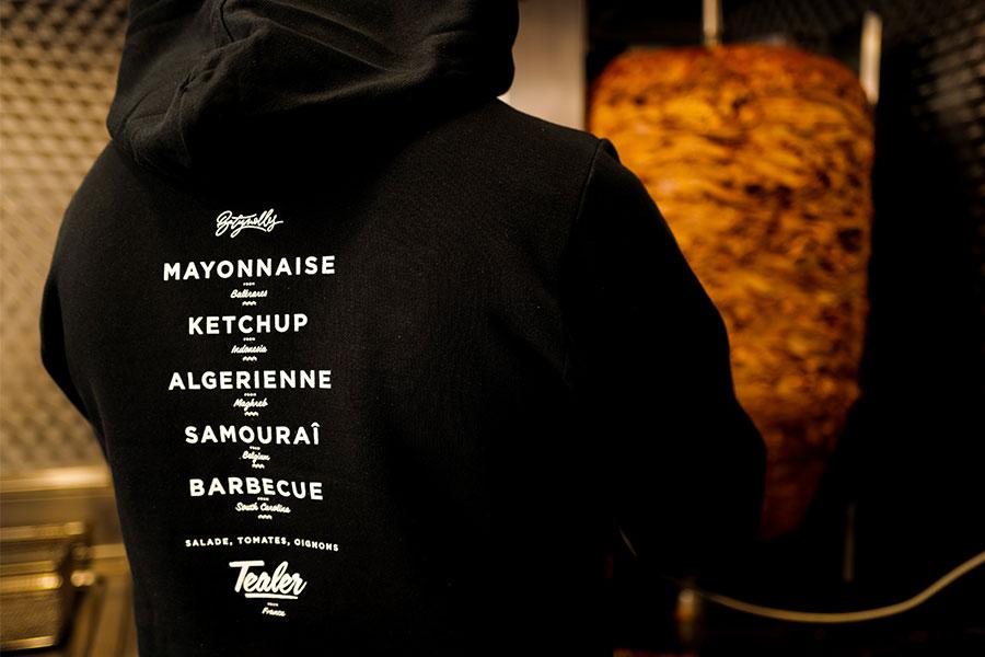 Tealer x Kebab des Batignolles