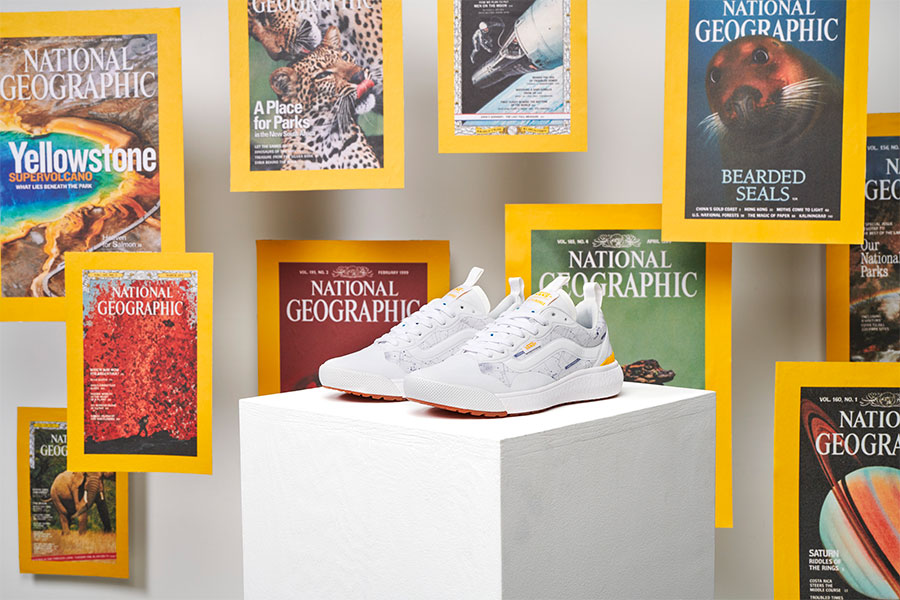Vans x National Geographic
