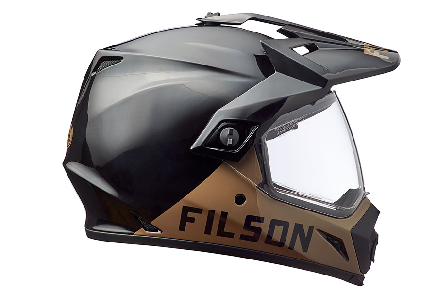 Zero Motorcycles x Filson