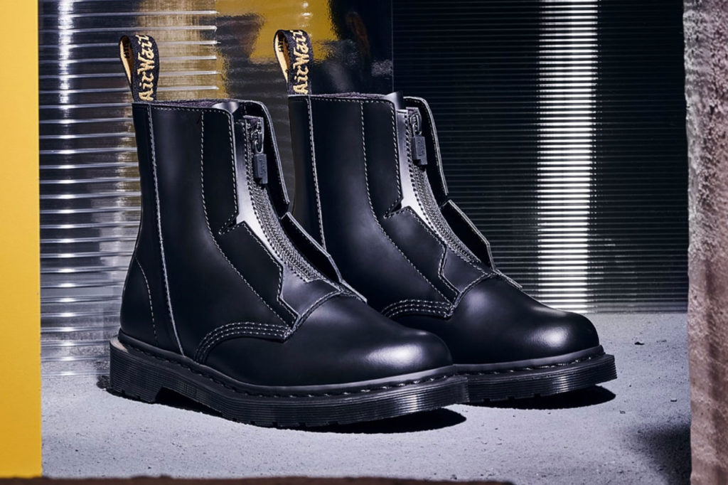 "A-COLD-WALL* x Dr. Martens ""1460 Remastered"""