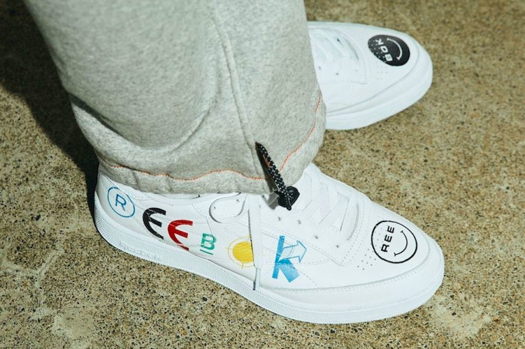 BlackEyePatch x Reebok Club C 85