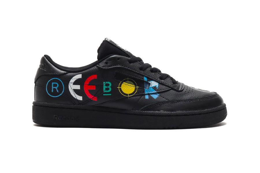BlackEyePatch x Reebok Club C 85