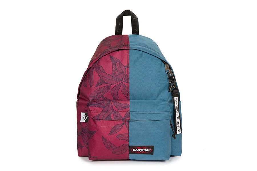 "Collection Eastpak ""RE-BUILT TO RESIST"""