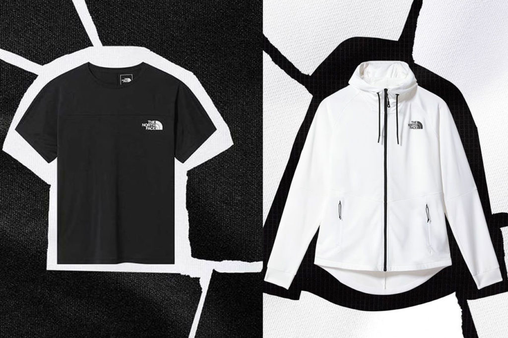 Collection The North Face REDUCE