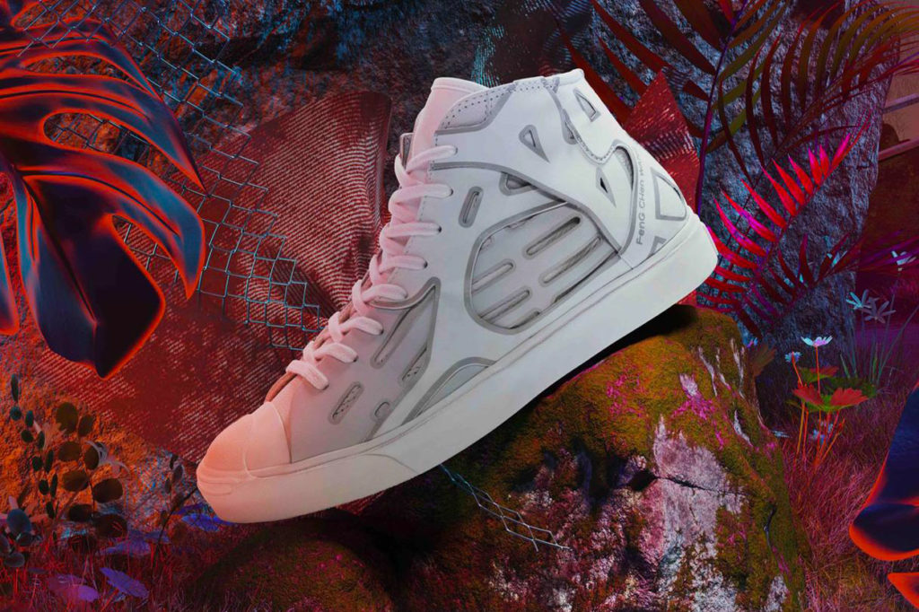 Feng Chen Wang x Converse Jack Purcell & Apparel Collection