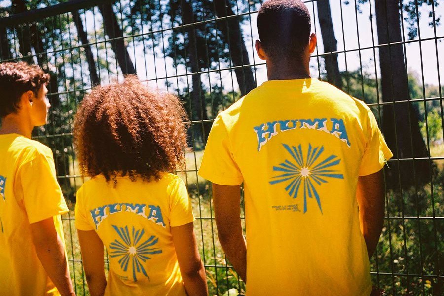 """Collection HUMANITAS """"Everybody loves the sunshine"""""""