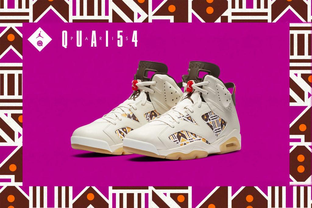 Nouvelle collection Jordan Brand x Quai 54