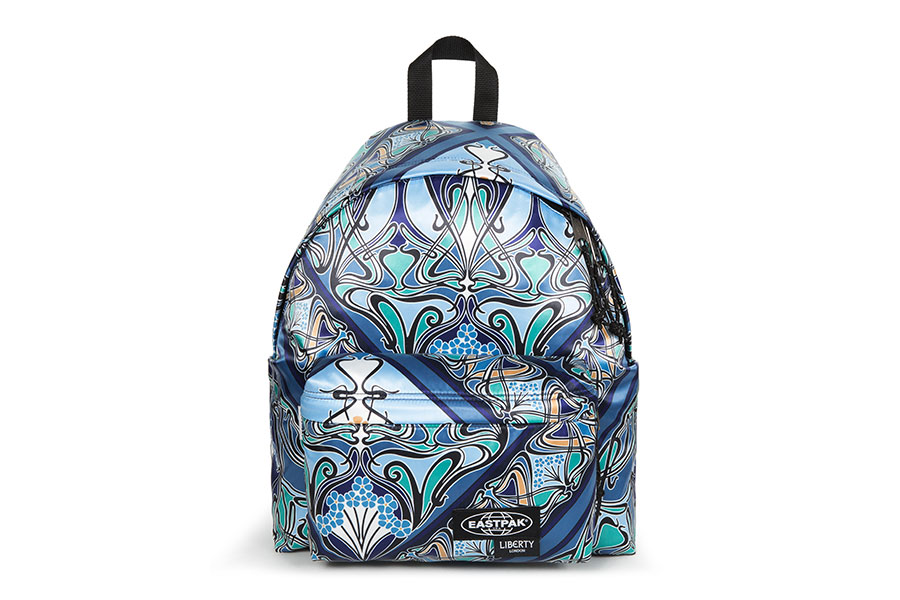 Collection capsule Liberty London x Eastpak