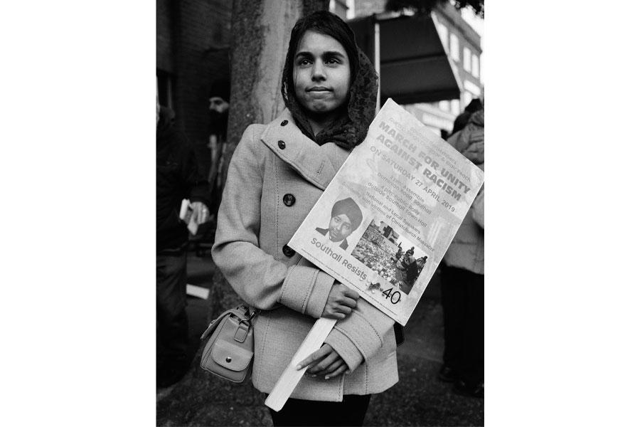 Priya Ahluwalia dévoile son livre Jalebi photographié par Laurence Ellis